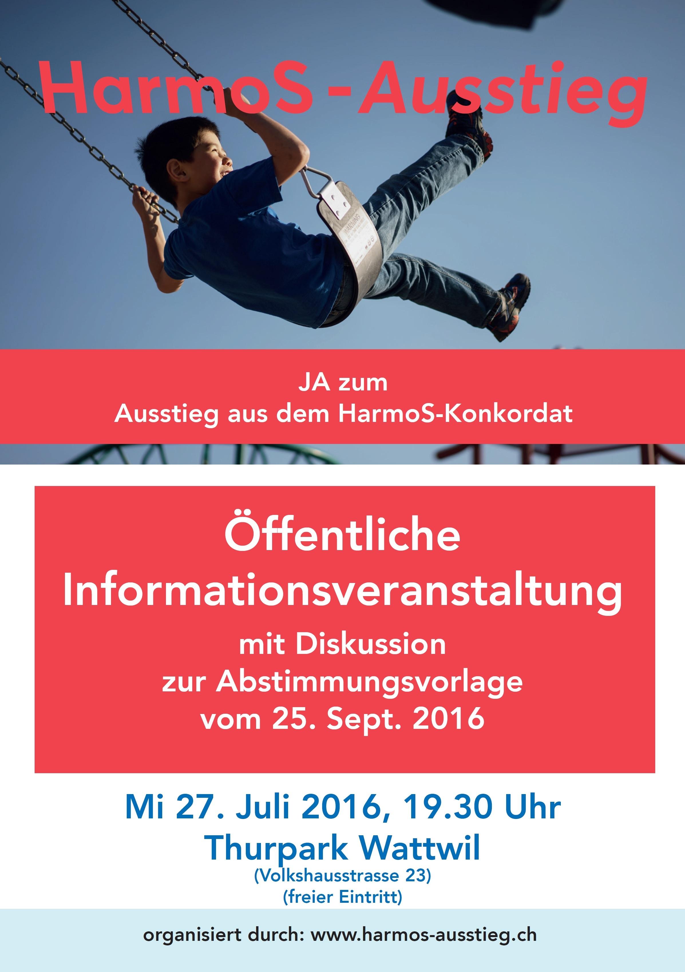 Veranstaltung Wattwil
